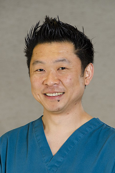 Dr. Kyong Choe at Damascus Dental Group